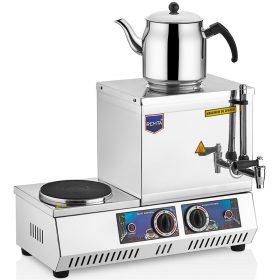 Remta 15 Model Tek Demlikli Elektrikli Çay Kazanı 13 LT