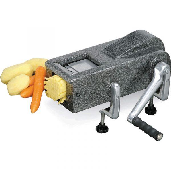 Patates Dilimleme Makinesi | Manuel Sanayi Tipi Patates Dilimleme Makinesi - MutfaktanAl